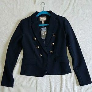 Midnight Blue Blazer Size S